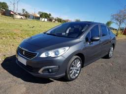 Peugeot 408 THP 1.6 Griffe Turbo 2017 Completo