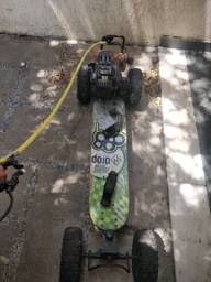 Skate motorizado Drop Boards
