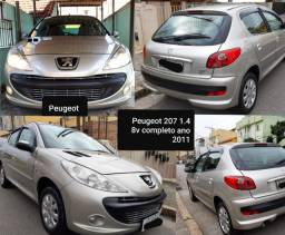 Peugeot 207 ano 2011 ***Completo***