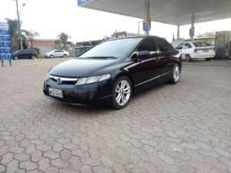 Civic lxs manual 2007 R$29.900