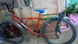 Bicicleta caloi quandro antigo