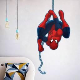Adesivos do homem aranha em 3D
