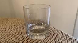 Conjunto de copos para whisky de cristal