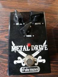 Pedal Metal Drive Fhurmman