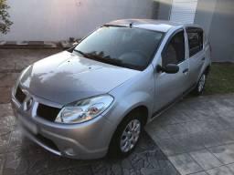 Renault Sandero 1.6 completo 8 válvulas 2008 REVISADO IMPECÁVEL!!!!