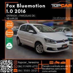 Fox Bluemotion 1.0 2016