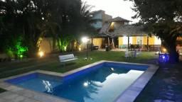 Aconchegante casa em Geribá com piscina e churrasqueira particular.
