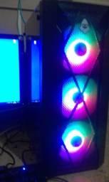 Computador Gamer i5 4460 Ou Xeon e3 1246 v3 / Rx 580