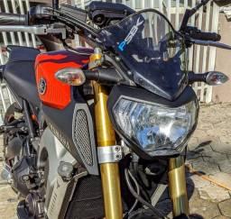 Yamaha MT-09 Laranja Top - Somente Venda!