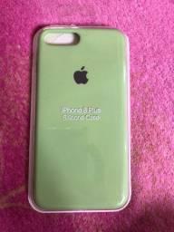 Capa iPhone 7/8 Plus - Veludo