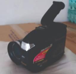 Filmadora VHS Panasonic Palmcorder NV-RJ28PN - R$ 300,00