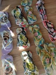 Calçados feminino estampados