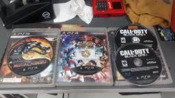 Jogos PS3 40 Reais