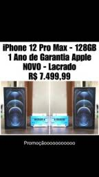 **Promoção** iPhone 12 Pro Max-128Gb (Lacrado)