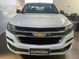Chevrolet S10 2.4 Advantage 8V Branco 2018