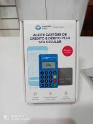 Máquina de cartão mercado pago Bluetooth