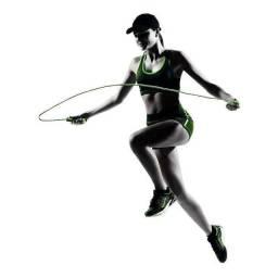 Corda Pular Ajustável Funcional Jump Rope