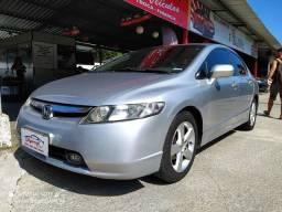 Honda civic lxs 2008 km 98.546 $35.000 financiamento até 60x