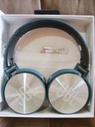 Fone Bluetooth Everest JB 950 Som Potente