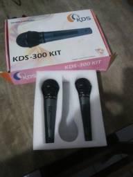 Microfone KDS 300