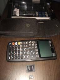 Calculadora 50g com cartão SD 512mb