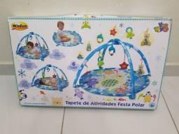Tapete de Atividades Festa Polar - WinFun - Yes Toys