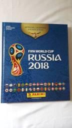 Álbum Completo Copa Do Mundo 2018.