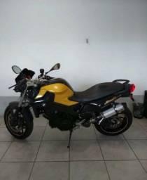 moto BMW F800r com entradas + parcelas