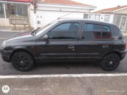 Carro Barato Renault Clio 2001 pouco km