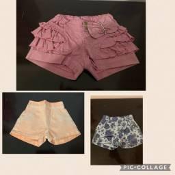 Lote roupas bebê menina 12-18 Meses