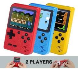 Game retro com joystick