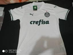 Camisa do Palmeiras Branca
