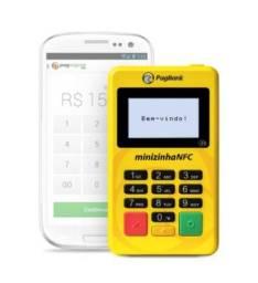 Minizinha Bluetooth NFC PagSeguro