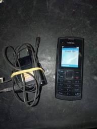 Nokia x1-00 celular quebra galho