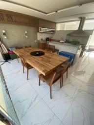 Casa de condomínio para venda tem 300 metros quadrados com 3 quartos