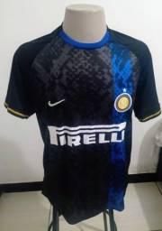 Camisa Nike Inter Milão 2021 Home Tam P