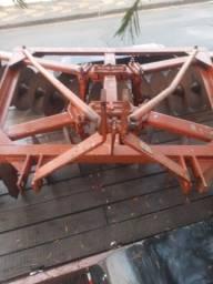 Grade niveladora  de hidraulico