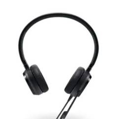 Headset estéreo Dell Pro ? UC150 ? Skype for Business