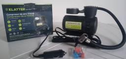 Mini compressor de ar portátil veicular