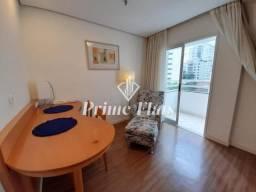 Flat disponível no Hotel Mercure, com 1 dormitório, 31 m² e 1 vaga de garagem
