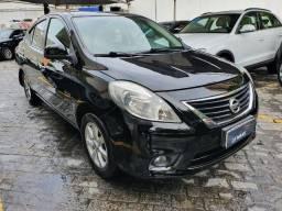 Nissan Versa 1.6 SL, Completo, GNV 5 Geracao, Revisado