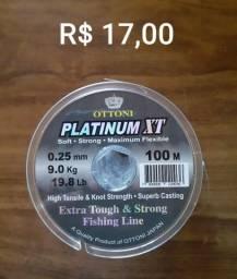 Linha de pesca Platinum XT