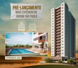 Apartamento para venda possui 58 metros quadrados com 3 quartos em Jardim São Paulo - Reci