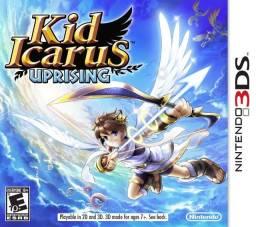 Kid Icarus de Nintendo 3ds