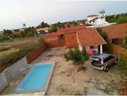 Casa na Marina do Morro Branco com piscina