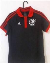 Camisa do Flamengo M/G Nova