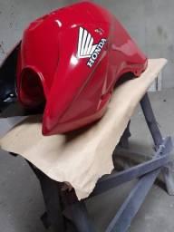 Tanque da fan