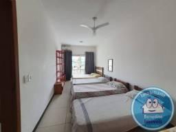 Alugo duplex mobiliado com 4 dormitórios em Porto Seguro R$2.000,00