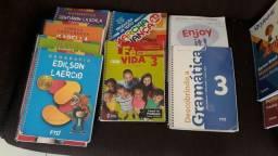 Livros do aluno 3 Ano Coleção 250