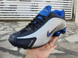 Nike Shox R4 refletivo